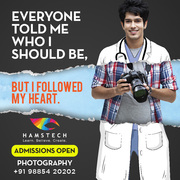 Learn Photography Courses With Avinash Gowariker In Hyd.