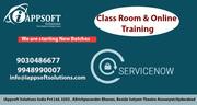 ServiceNow Online Training   ServiceNow Training   Hyderabad   India