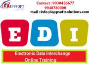 EDI Online Training   EDI Training   Hyderabad   India   USA   UK