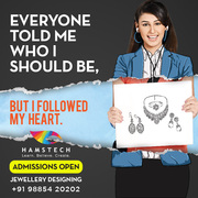 Know About One of the Top 10 Jewellery Designing Institutes
