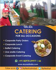 Best Outdoor Catering Services In Gachibowli Hyderabad