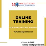 Software Testing Live Project Training|Selenium Project Training|MindQ