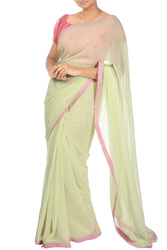 Set The Trend With Most Unique Sarees From Thehlabel!