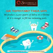 Shambhala Dental Clinic the one stop solution to dental problems.
