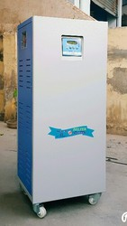 Single Phase servo Voltage Stabilizers Manufacturers in Hyderabad.