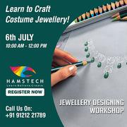 Design Costume Jewellery at Hamstech's Workshop on 6 July!