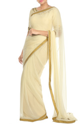 Sarees That Add To Your Glam Elegantly,  Only @ Thehlabel
