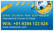 International Courier Services from Hyderabad to USA UK Canada Aus