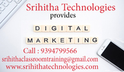 Digital Marketing Classroom Training