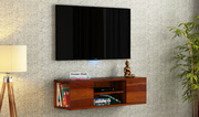 Exclusive wooden tv wall unit in India at WoodenStreet