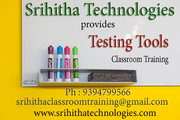 Testing Tools Classroom Training in Ameerpet