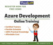 Azure Development Online Training in Hyderabad