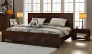 Get wooden king size bed online up to 55% off at Wooden Street