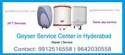 Geyser Service Center in Hyderabad 9642030558
