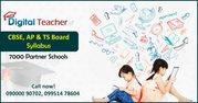 Smart Class for CBSE;  Andhra Pradesh & Telangana State Board