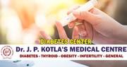 Best Diabetes Center in Himayat Nagar - Dr.JP Kotla Medical Centre
