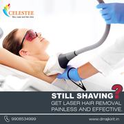 Permanent Laser Hair Removal Treatment