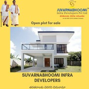 Commercial plots for sale | Open plots in Kothur | Suvarnabhoomi Infra
