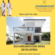 Residential plots for sale in Hyderabad | Suvarnabhoomi infra