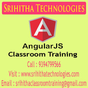 AngularJS Training in Ameerpet,  Hyderabad