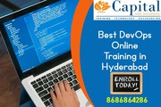 Devops online training in Hyderabad | Training with Real-time Experts