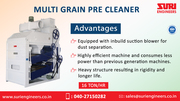 Pre-Cleaning Machines | Rice Cleaning Machine Manufacturer