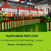 Book Your Stalls at India's Largest