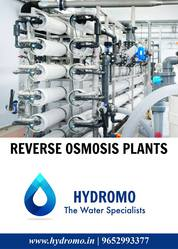 Commercial Reverse Osmosis (RO) System in Telangana | Hydromo
