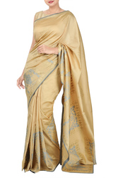 Look Stylish In Exclusive Saree Sets From TheHLabel
