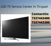 LED TV Service Center In Tirupati