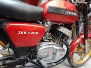 350 CC TWIN JAWA / YEZDI - YEAR 1987 FOR SALE