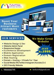 Website Designing Comapny In Hyderabad