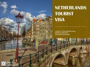 Avail Netherlands Tourist Visa Services at Best Rate