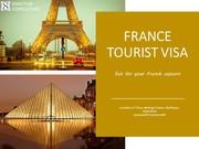 Get High-Quality France Tourist Visa Assistance – Contact Sanctum Cons