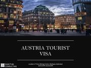 Get High-Quality Austria Tourist Visa Assistance – Contact Sanctum Con