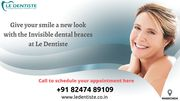 Best Invisible Braces Doctor Manikonda For Children & Adult