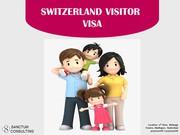 Get Switzerland Visit Visa Assistance – Reach Sanctum Consulting