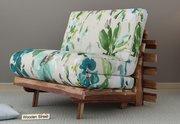 Enjoy sale of upto 55% on futons sofa beds @ Wooden Street