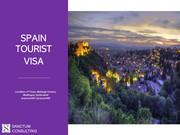Spain Tourist Visa Application Assistance
