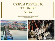 Get your Czech Republic Visa at Affordable cost