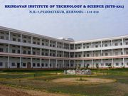 Best Mechanical Engineering Colleges in Kurnool | Top Placement Engine