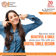 Smile Designing Cost in Hyderabad | Ameerpet Dental Hospitals