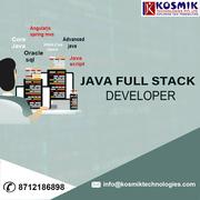 java full stack developer training in hyderabad