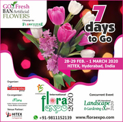 India Largest Flora Expo 2020