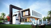 Remarkable 3D Bungalow Elevation Designing From One Of The Top Company