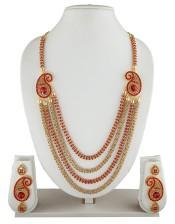Explore Collection of Rani Haar Gold at Anuradha Art Jewellery