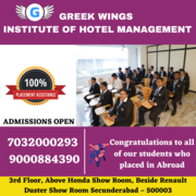 Hotel Management Colleges In Hyderabad-Greek wings
