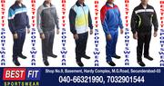Men's Tracksuits manufacturer - Hyderabad Telangana