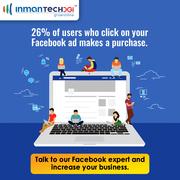 Facebook Advertising,  Social Media Marketing Agency in Hyderabad- Inma