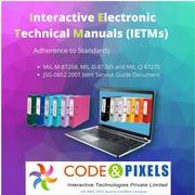 IETM IV and  S1000D | Code and Pixels Interactive Technologies Pvt Ltd